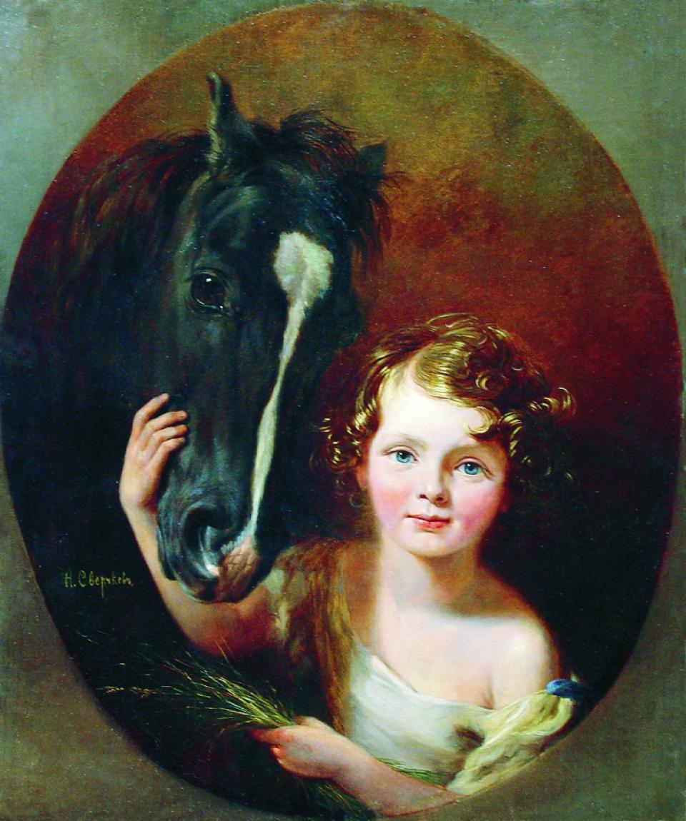 Секс в конюшне с конюхом 25 фотография